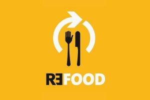 refood distribuição de comida