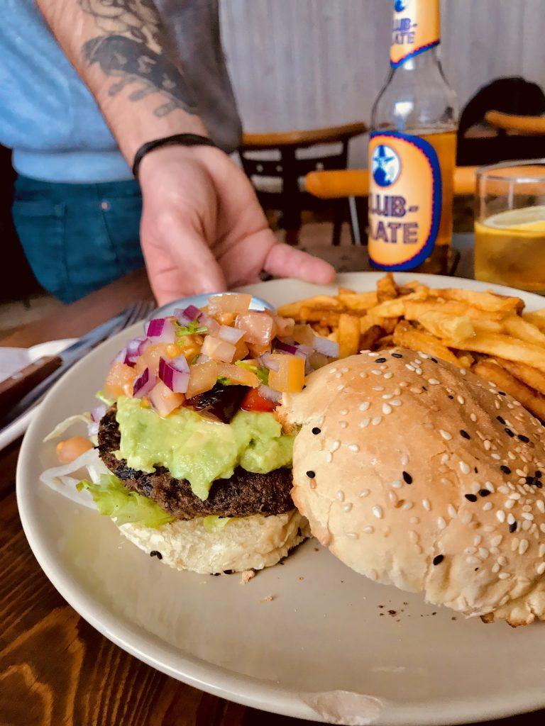 Receita de Hambúrguer vegano Vegan Patty